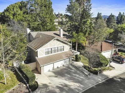 Thousand Oaks Single Family Home For Sale: 3264 Casino Drive