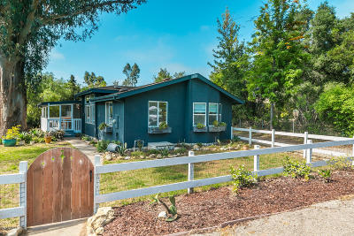 Ojai Single Family Home Active Under Contract: 407 El Paseo Road