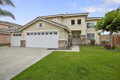 Oxnard Single Family Home Active Under Contract: 521 Hermosa Way
