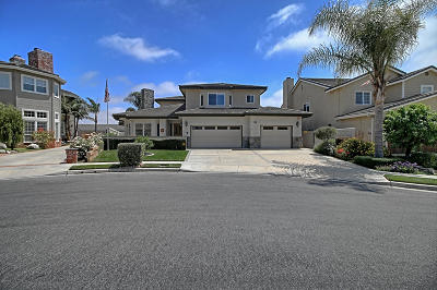 Ventura Single Family Home For Sale: 7466 Nixon Court
