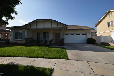 Fillmore Single Family Home Active Under Contract: 992 Hinckley Lane