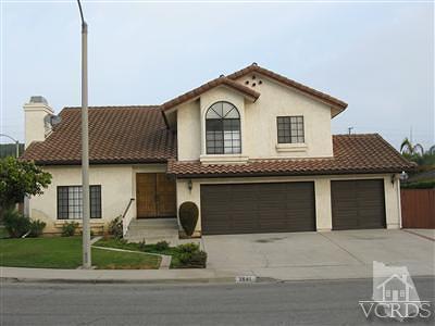 Ventura Rental For Rent: 7841 Sonoma Street