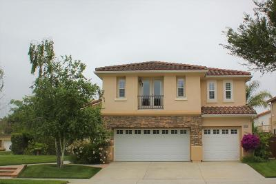 Camarillo Single Family Home Active Under Contract: 4989 Corte Olivas