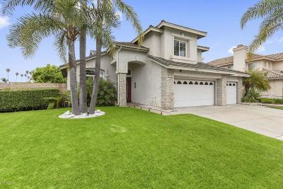 Oxnard Single Family Home For Sale: 1700 Kapalua Drive