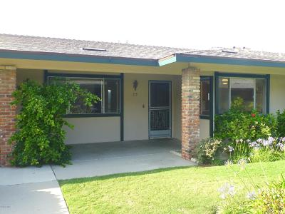 Port Hueneme Single Family Home For Sale: 115 E Alta Green