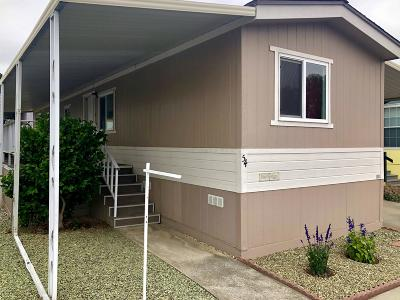 Camarillo Mobile Home Active Under Contract: 1150 Ventura Boulevard #54