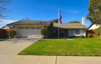 Moorpark Single Family Home For Sale: 13133 E Annette Street