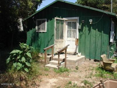 Ventura Single Family Home For Sale: 204 Olive Street