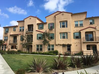 Oxnard Condo/Townhouse Active Under Contract: 353 Riverpark Boulevard #203