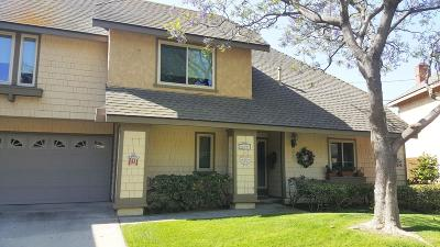Camarillo Condo/Townhouse For Sale: 639 Deerhunter Lane