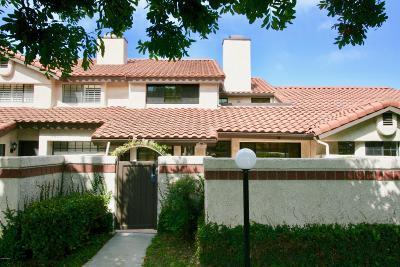 Condo/Townhouse Sold: 421 Las Palomas Drive