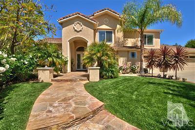 Santa Rosa (ven) Single Family Home For Sale: 3191 Vista Grande