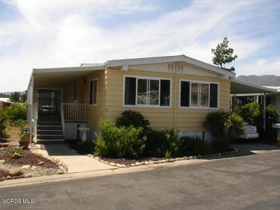 Ojai Mobile Home For Sale: 78 Don Antonio Way