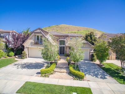 Thousand Oaks Single Family Home For Sale: 3090 Heavenly Ridge Street
