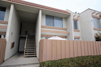 Port Hueneme Condo/Townhouse For Sale: 2514 Bolker Drive