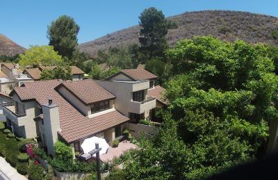 Thousand Oaks Condo/Townhouse For Sale: 1142 Monte Sereno Drive