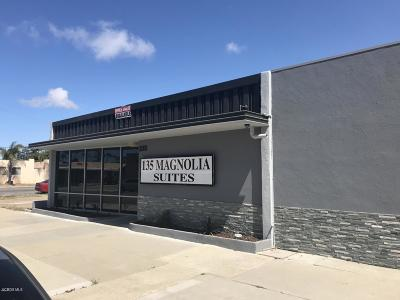 Oxnard Commercial For Sale: 135 Magnolia Avenue