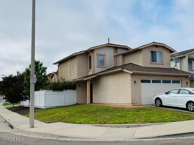 Ventura Single Family Home For Sale: 10109 Carlyle Street