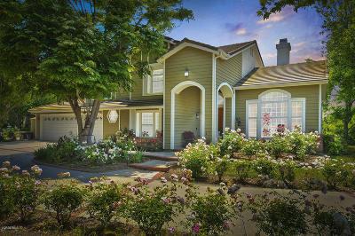 Santa Rosa (ven) Single Family Home For Sale: 12854 Ridge Drive
