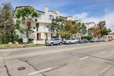 Ventura Condo/Townhouse For Sale: 141 S Garden Street