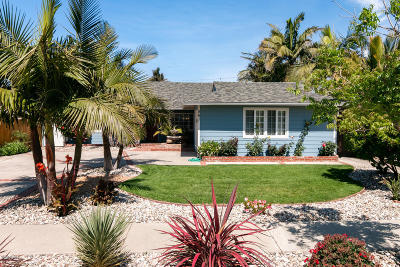 Ventura Single Family Home For Sale: 561 Eva Street