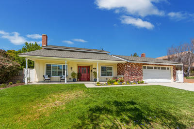 Camarillo Single Family Home For Sale: 191 Reddington Court
