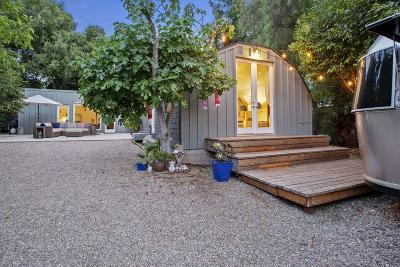 Ojai Single Family Home For Sale: 917 Bryant Place