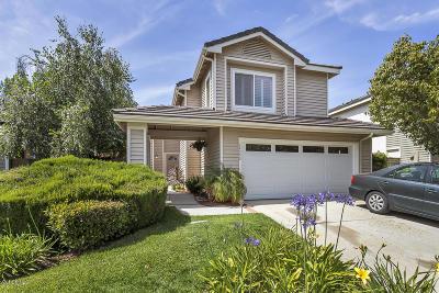 Moorpark Single Family Home For Sale: 12353 Sunnyglen Drive