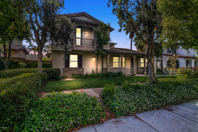 Camarillo Single Family Home For Sale: 372 Village Commons Boulevard