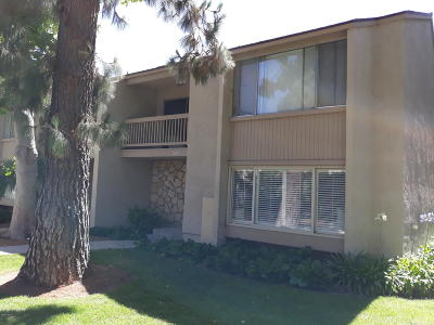 Ventura Condo/Townhouse Active Under Contract: 1212 Llama Court