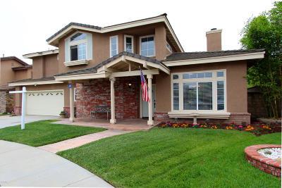 Fillmore Single Family Home For Sale: 1012 Meadowlark Drive