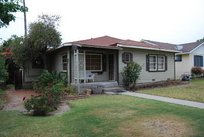 Ventura County Single Family Home Active Under Contract: 645 Clay Street