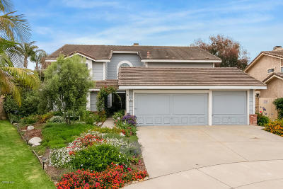 Oxnard Single Family Home For Sale: 1940 Saint Andrews Court