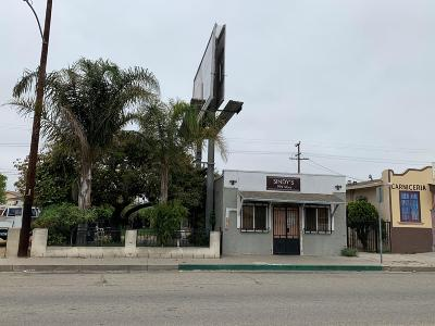 Oxnard Commercial For Sale: 723 Cooper Road