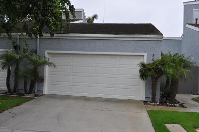 Port Hueneme Single Family Home For Sale: 508 Harbor Lights Lane