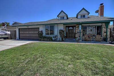 Ventura Single Family Home For Sale: 6486 Albatross Street