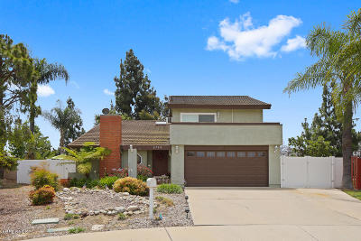 Camarillo Single Family Home For Sale: 2790 Via Vela