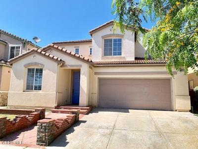 Oxnard Single Family Home For Sale: 1913 Cesar Chavez Drive