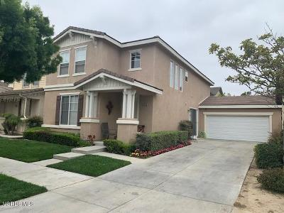 Oxnard Single Family Home For Sale: 2153 Ribera Drive