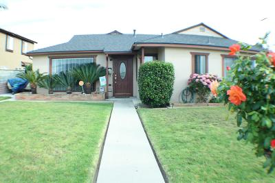 Oxnard Single Family Home For Sale: 552 E Poplar Street