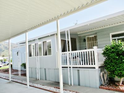 Santa Paula Mobile Home For Sale: 500 W Santa Maria #91