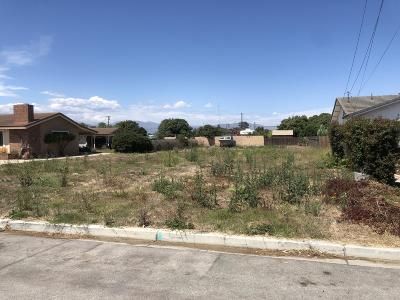 Ventura County Residential Lots & Land For Sale: Orange Drive