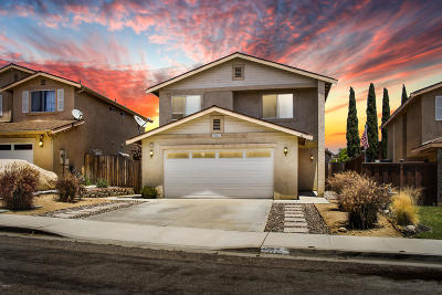 ventura Single Family Home For Sale: 1572 Burnside Avenue