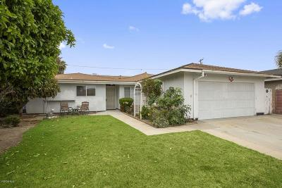 Oxnard Single Family Home For Sale: 501 Tangerine Place