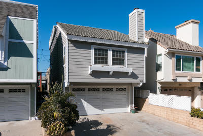 Oxnard Single Family Home Active Under Contract: 357 Highland Drive