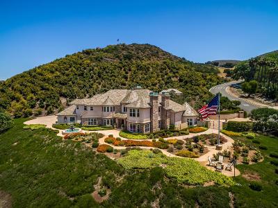 Santa Rosa (ven) Single Family Home For Sale: 2510 Alhambra Court