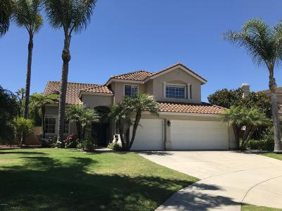Oxnard Single Family Home For Sale: 2321 Fairway Court