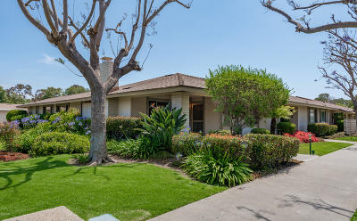 Port Hueneme Single Family Home Active Under Contract: 144 W Bowling Green