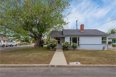 Ventura Single Family Home For Sale: 6207 Clara Street