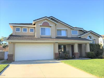 Oxnard Single Family Home For Sale: 2583 Meadow Trail